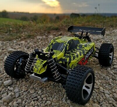 RC Speed Buggy POTENZA 4WD Allrad ferngesteuertes Auto 2,4 Ghz Buggy RTR