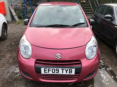2009 Suzuki Alto Hatchback 1.0 Sz3 5Dr 5 Speed Manual Petrol*no Key