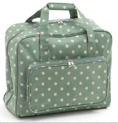 Sewing Machine Bag Sewing Machine Case Sage Spot  PVC Sewing Machine Bag