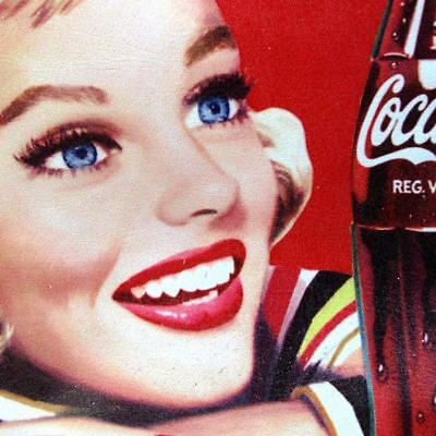 COCA COLA Atlanta Kosmetik Tasche ORIGINAL + MAKELLOS Picknick Party LIP SMACKER