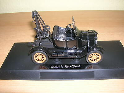 Newray Ford Model T Tow Truck Recovery Vehicle Black 1:3 2 Model Railway 1 Gauge