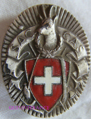 Sk1717 - Insigne Badge Club Alpin Suisse