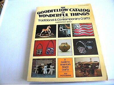 The Goodfellow Catalog of Wonderful Things by Christopher Weills (1977, Other)
