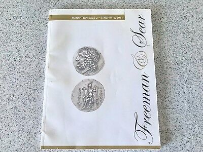 Coin  Book Auction Catalogue Sale 2011 World Foreign Coins Roman Greek Islamic