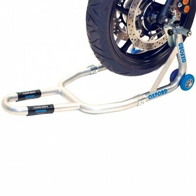Oxford Premium Front Paddock Stand for Wheels up to 17'' OX282