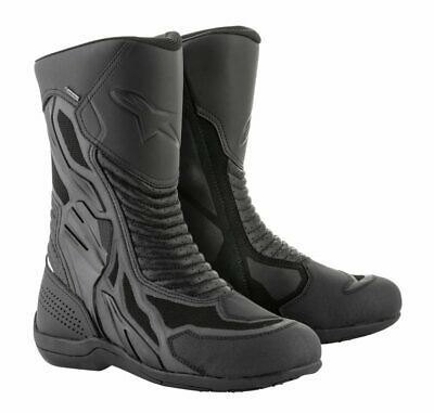 Alpinestars Air Plus V2 Goretex Black Xcr Motorcycle Boots - New! Free Shipping!