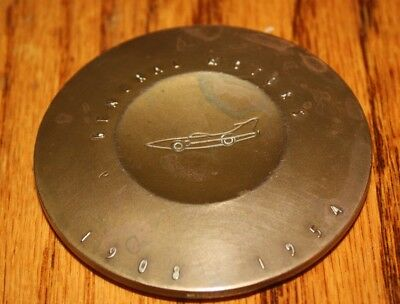 1954 GM Medallion / Paperweight 50th Million Car