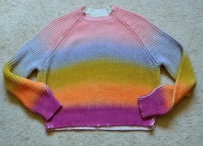 Zadig & Voltaire Rainbow Sweater Size S