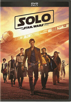 Solo: A Star Wars Story [New DVD]