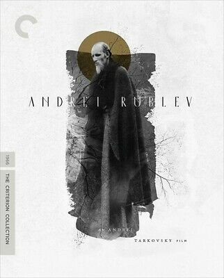 Andrei Rublev (Criterion Collection) [New Blu-ray] Restored, Special Ed, Wides