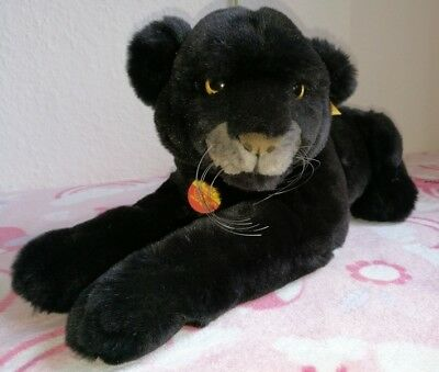 Steiff Molly Jungpanther Panther 45cm 103834 mit KFS