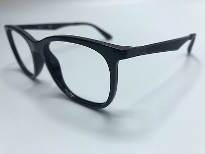 1b8d9abc1080 Ray Ban 53mm Eyeglass Frames RB7078 2000 Matte Black Frames Only 0189