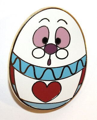 Disney Pin Trading Disneyland Paris Easter Egg White Rabbit Alice In Wonderland