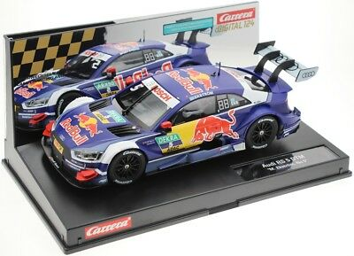 Carrera Digital 124 23846 Audi RS5 DTM Audi Sport Team Abt Sportsline - Mattias