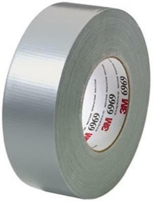 3M Company  3M-6969 Extra Heavy Duty Duct Tape - 2 in.