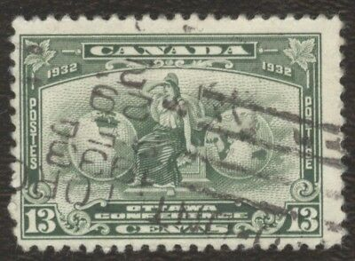 Stamps Canada # 194, 3¢, 1932, lot of 1 Used stamp.