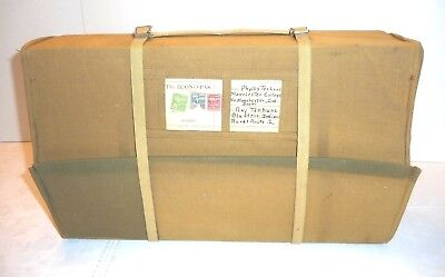 Canvas Products USPS College Econo-Pak Cardboard Clothing Shipping Case/Box