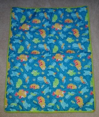 Evenflo Exersaucer Life in the Amazon Replacement Part or Extra Playmat 23 x 30