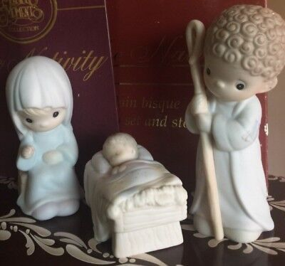 "Precious Moments Collection  ""The Nativity"""
