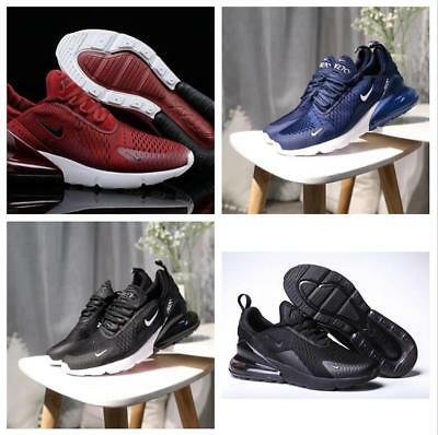 2018 New Men's AIR MAX 270 Breathable Runing Shoes Trainers Shoes Size UK6-UK10
