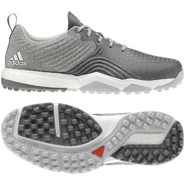 ADIDAS GOLF 2019 Adipower 4orged S Golf Shoes (Grey Two