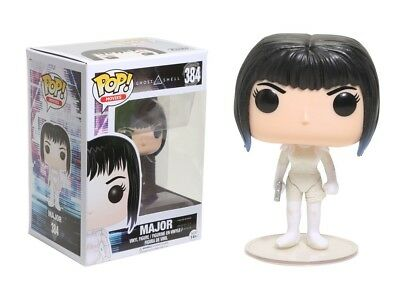 Funko Pop Movies: Ghost in the Shell - Major Vinyl Figure Item No. 12404