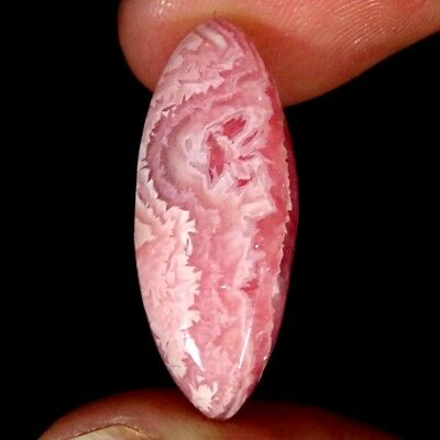 15.00Cts.100% Natural Pink Rhodochrosite Marquise Cabochon Loose Gemstone