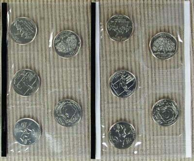 WEEKLY SPECIAL-1999-P&D State Quarters In Mint Cello - @ CherrypickerCoins
