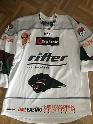 DEL Trikot Augsburger Panther Game Worn Gr.52