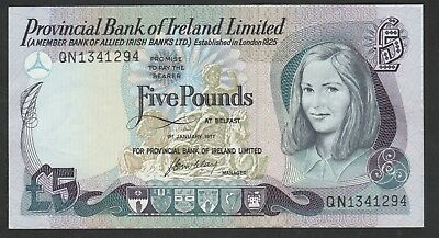 5 Pounds From Ireland 1977 XF