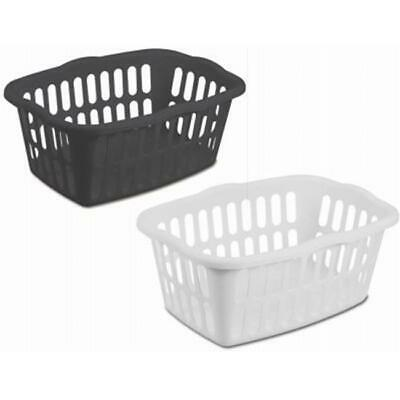 Sterilite 12459412 24 in. Rectangular Laundry Baskets