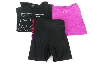 Women's 3 Piece Lot Of Workout Wear Athletic Clothing Size XL Xersion Old Navy