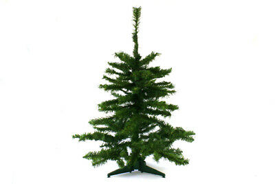24 Inch Tall Artificial Christmas Fir Tree On Easy Store Base