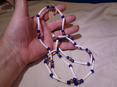 Old Native American Beaded Necklace #2 **cheyenne**