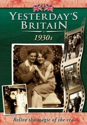 Yesterday's Britain - Yesterday's Britain: The 30s [DVD] - DVD  UIVG The Cheap
