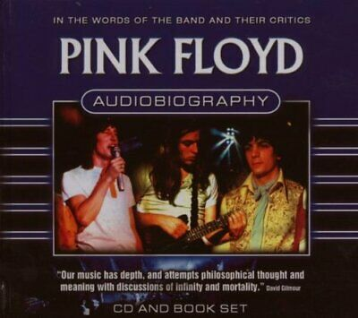 Pink Floyd - Audiobiography - Pink Floyd CD G0VG The Cheap Fast Free Post The