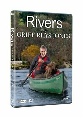 Rivers with Griff Rhys Jones [DVD] - DVD  UQVG The Cheap Fast Free Post