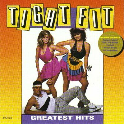 TIGHT FIT - GREATEST HITS - TIGHT FIT CD 2YVG The Cheap Fast Free Post The Cheap