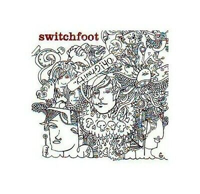 SWITCHFOOT - Oh! Gravity - SWITCHFOOT CD 1CVG The Cheap Fast Free Post The Cheap