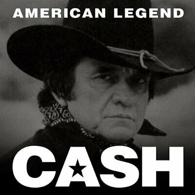 Johnny Cash - American Legends - Johnny Cash CD VIVG The Cheap Fast Free Post