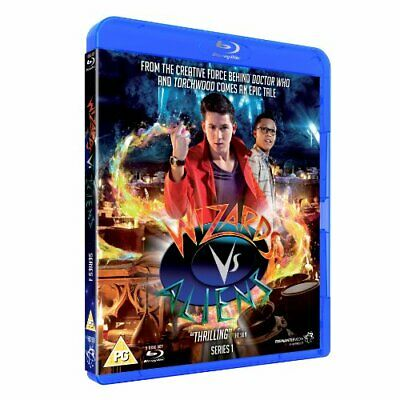 Wizards vs. Aliens (Bluray) - DVD  Z8VG The Cheap Fast Free Post