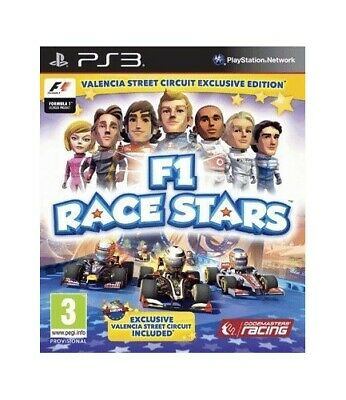 F1 Race Stars - Valencia Street Circuit Edition [PS3] - Game  3EVG The Cheap