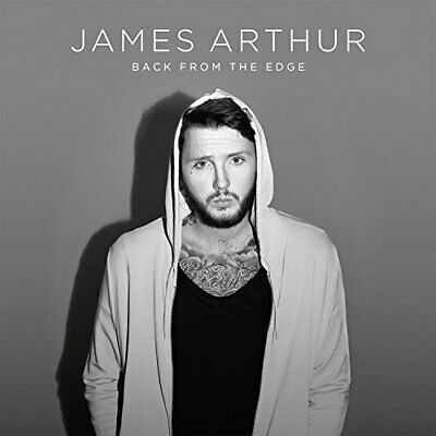 James Arthur - Back From The Edge - James Arthur CD D2VG The Cheap Fast Free The