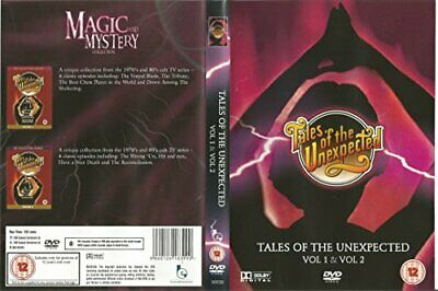 Tales of the Unexpected Vol. 1 & Vol. 2 - DVD  6WVG The Cheap Fast Free Post
