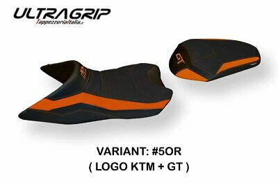 KTM 1290 GT Super Duke GT 2016-2017 Tappezzeria Kiev-2 Ultra-Grip Seat Cover New