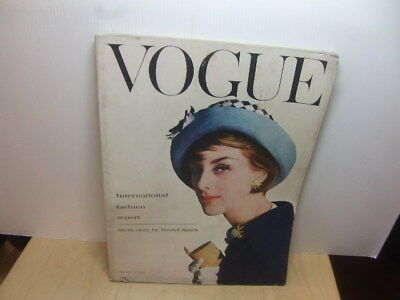 Vogue magazine – March 1st 1961 – UK issue