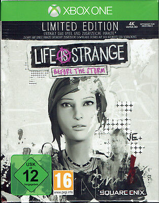 Life Is Strange: Before The Storm - Limited Edition (Microsoft Xbox One)