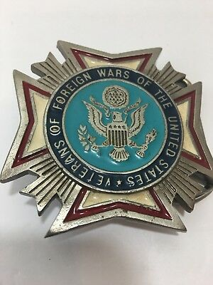 VFW Veterans Of Foreign Wars Of The United States BELT BUCKLE
