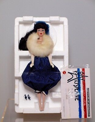 "Barbie "" Gay Parisienne 1959 "" Limited Edition / Barbie Puppe"