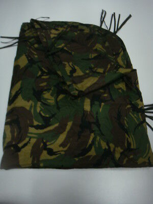 Orig.NL Armee Poncholiner Polyester DPM Camouflage Steppdecke 160x230 NEU